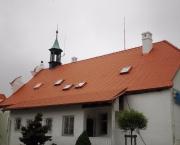 Rekonstrukce strechy Knin